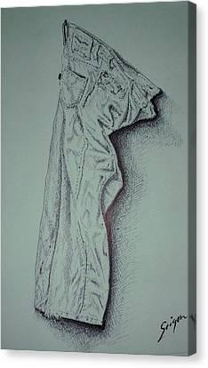 Fac Fidelis Canvas Print by SAIGON De Manila