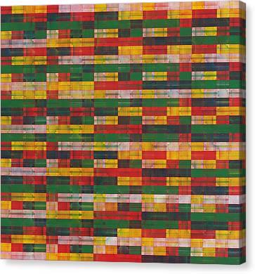 Fac5-horizontal Canvas Print by Joan De Bot