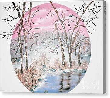 Faccino Canvas Print