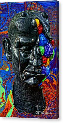 Thailand Canvas Print - Face Break Out  by Ian Gledhill
