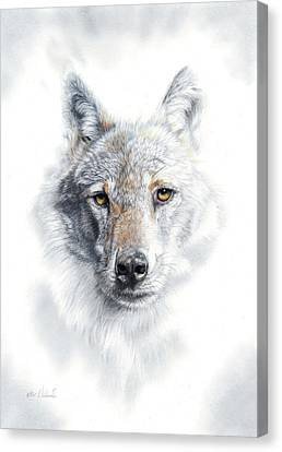 Fade To Grey Canvas Print
