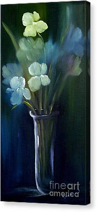 Fading Memories Canvas Print by Carol Sweetwood