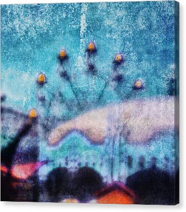Fairground Innocence Canvas Print by Andrew Paranavitana