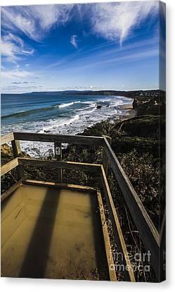 Fairhaven Surf Beach Canvas Print