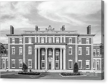 Fairleigh Dickinson University Hennessy Hall Canvas Print