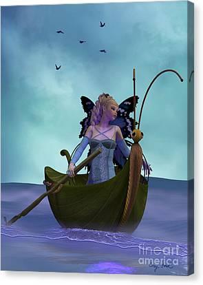 Fairy Barliecorn Canvas Print