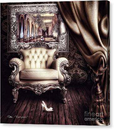 Fairytale Canvas Print by Mo T