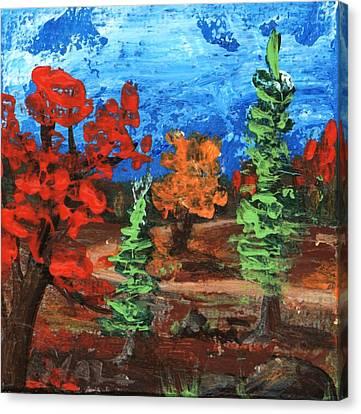 Canvas Print - Fall Colours #1 by Anastasiya Malakhova