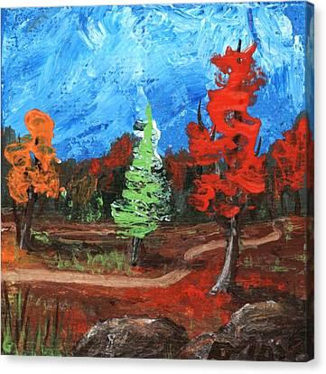 Canvas Print - Fall Colours #2 by Anastasiya Malakhova