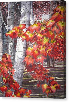 Fall Fantasy Canvas Print