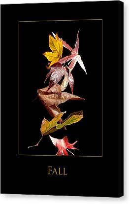 Fall Canvas Print by Richard Gordon