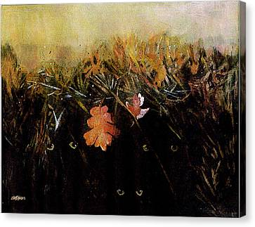 Canvas Print - Fall Wind Across The Meadow by Seth Weaver