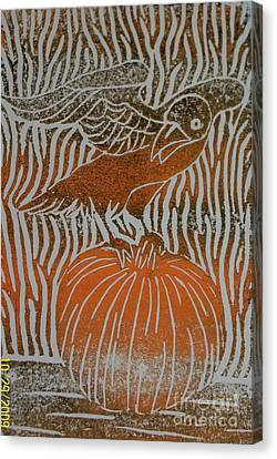Fall's Call Canvas Print