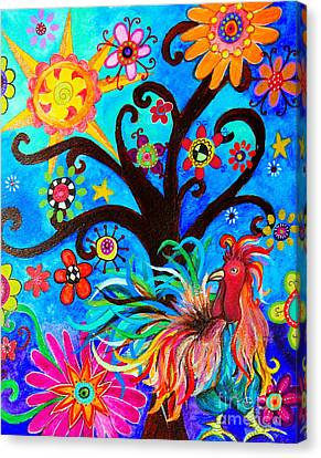 Family And New Traditions Canvas Print by Pristine Cartera Turkus