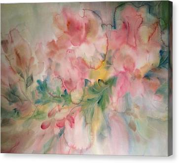 Fancy Frills Canvas Print