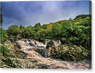 Canvas Print - Fantastic River by Ric Schafer
