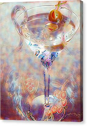 Fantasy Cocktail  Canvas Print