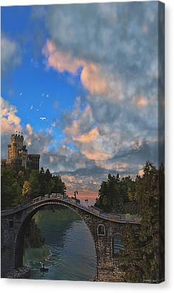 Far Away Place Canvas Print