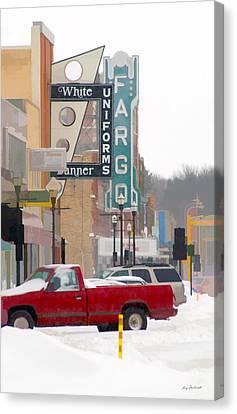 Fargo-1 Canvas Print