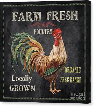 Farm Fresh-jp2634 Canvas Print by Jean Plout