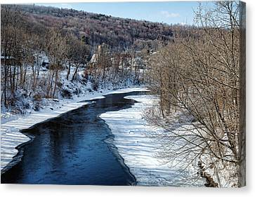 Farmington River Canvas Print