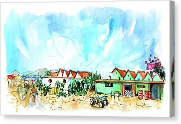 Farol Island 03 Canvas Print by Miki De Goodaboom