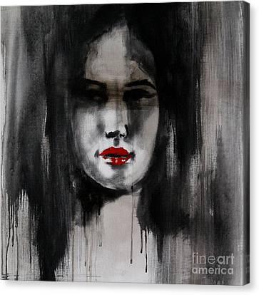 Fatal Allure Canvas Print