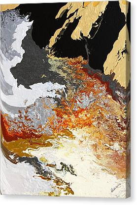 Fathom Canvas Print by Ralph White