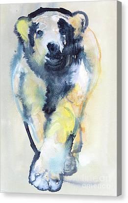 Fearless Canvas Print by Mark Adlington