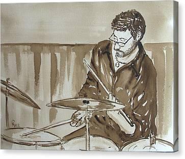 Feelin It Canvas Print by Pete Maier