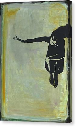 Feeling Unsimplified No. 1 Canvas Print by Revere La Noue