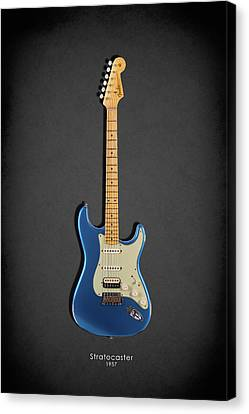 Fender Stratocaster 57 Canvas Print