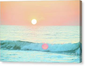 Feng Shui Meditation Art  Canvas Print