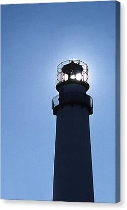 Fenwick Island Lighthouse Canvas Print by Skip Willits
