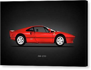 Ferrari 288 Gto Canvas Print by Mark Rogan