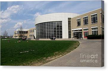 Festival Conference And Student Center Canvas Print