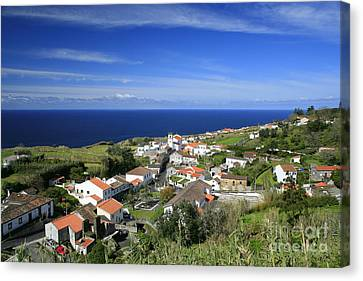 Feteiras - Azores Islands Canvas Print by Gaspar Avila