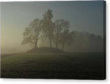 Fiddler's Mound Canvas Print