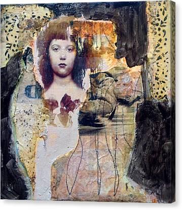 Fiddlesticks Canvas Print by Susan McCarrell