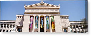 Field Museum Chicago Il Canvas Print by Panoramic Images