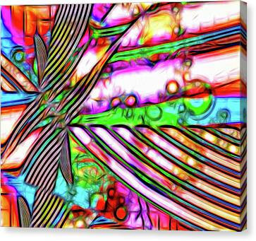 Fifth Dimension Canvas Print