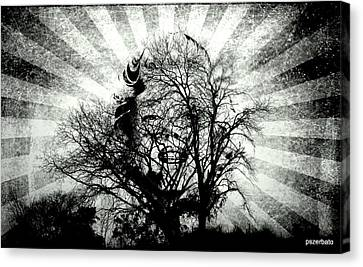 Fifty Cents For Your Soul Canvas Print