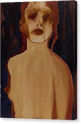 Figure Canvas Print by Graham Dean