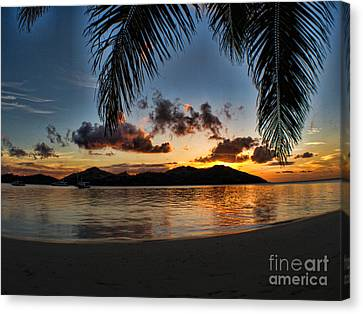 Fiji Island Dreams Canvas Print
