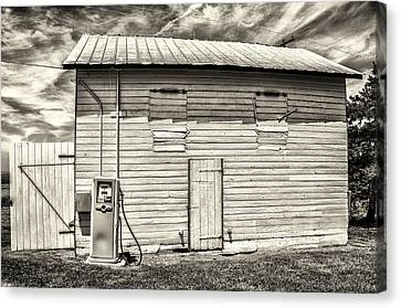 Filler Up Canvas Print by Bill Cannon