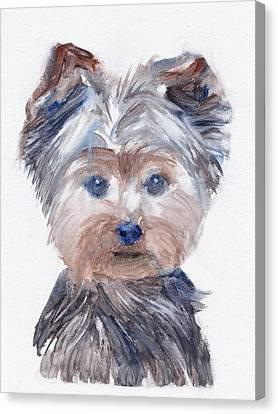 Fillmore Canvas Print by Kazumi Whitemoon