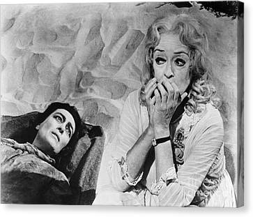 Film: Baby Jane, 1962 Canvas Print by Granger