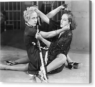 Punishment Canvas Print - Film Still: Chicago, 1927 by Granger