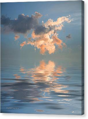 Final Words Canvas Print by Jerry McElroy