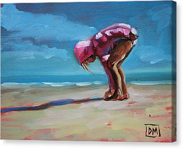 Find Canvas Print by Debbie Miller